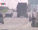 Chậm triển khai đường gom gây mất an toàn trên cao tốc Hà Nội - Bắc Giang