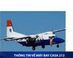 CASA 212 - Máy bay trang bị tối tân của lực lượng CSB Việt Nam