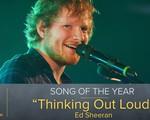 Grammy 2016: Ca khúc của năm thuộc về Ed Sheeran!