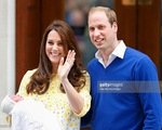 Hai lần xuất hiện hiếm hoi trước công chúng của công chúa Charlotte