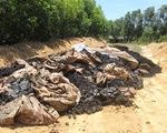 Việc tự ý ký hợp đồng thu gom chất thải của Formosa là hoàn toàn sai phạm
