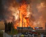 Canada nỗ lực khống chế cháy rừng