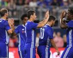 VIDEO: Kante ra mắt, Oscar tỏa sáng, Chelsea thắng ấn tượng AC Milan
