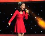 Cô bé lai Việt - Italia nhận vé vào thẳng vòng Đối đầu Giọng hát Việt nhí 2016