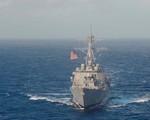 Mỹ để ngỏ khả năng điều thêm tàu ngầm, khu trục hạm tới Biển Đông
