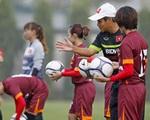 ĐT nữ Việt Nam quyết tâm khẳng định mình tại vòng loại Olympic 2016