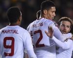 """""""Bùng nổ"""" ở vòng 5 FA Cup, Man Utd ngắt mạch 3 trận không thắng"""