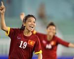 Lịch thi đấu ĐT nữ Việt Nam tại giải vô địch Đông Nam Á 2016