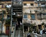 42 chung cư cũ ở Hà Nội phải di dời khẩn cấp