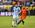 Chung kết Copa America 2016, Argentina 0-0 Chile (penalty: 2-4): Tội đồ Messi!