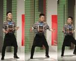 Tùng Dương nhảy múa cực sung trong Muôn màu showbiz