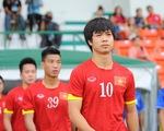 TRỰC TIẾP U23 Việt Nam - U23 Jordan: Công Phượng dạt cánh, Hữu Dũng đội trưởng