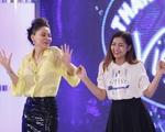 Vietnam Idol: Thu Minh ngẫu hứng hướng dẫn thí sinh nhảy sexy