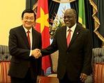Thông cáo chung Việt Nam - Tanzania