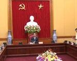Bộ Công an chúc mừng Chủ tịch nước Trần Đại Quang