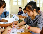 Kỳ thi THPT quốc gia 2016: Nhiều học sinh chỉ xét tốt nghiệp