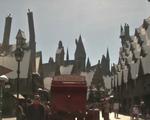 Khai trương công viên 'Thế giới phù thủy Harry Potter'