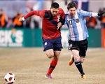 TRỰC TIẾP Mỹ 0-1 Argentina (H1): Messi kiến tạo, Lavezzi mở tỷ số sớm