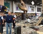 Phát hiện cờ IS và hóa chất chế tạo bom trong một căn nhà ở Brussels