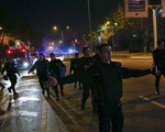 Đánh bom tại thủ đô Thổ Nhĩ Kỳ, gần 90 người thương vong