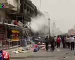 Đánh bom xe tại Iraq, gần 100 người thương vong