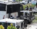 Đánh bom xe tại Thổ Nhĩ Kỳ, gần 50 người thương vong