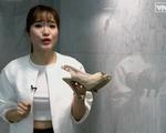 MC Mai Trang chia sẻ bí quyết đi giày cao gót đẹp