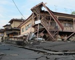 Số người thiệt mạng trong hai vụ động đất tại Nhật Bản lên tới 41 người