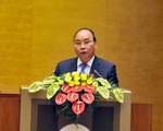 Thủ tướng đề nghị phê chuẩn bổ nhiệm các thành viên Chính phủ