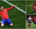 VIDEO EURO 2016, Tây Ban Nha 3-0 Thổ Nhĩ Kỳ: Ấn tượng Morata, Nolito, ĐKVĐ chính thức giành vé