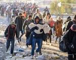 Hơn 1,2 triệu người di cư đến châu Âu năm 2015