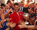 Ảnh: Khoảnh khắc Djokovic đánh bại Murray để đi vào lịch sử quần vợt thế giới