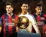 Gala Quả bóng vàng FIFA 2015: Messi là số 1 nhưng ai là số 2? (00h30, 12/1)