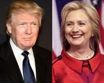 Reuters: Tỷ phú Donald Trump vượt mặt bà Hillary Clinton