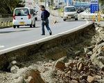 Lại xảy ra động đất 7,3 độ richter tại Nhật Bản