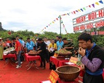 Độc đáo Ngày hội hái mận Mộc Châu