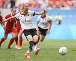 Bóng đá nữ Olympic Rio 2016: ĐT Đức hẹn ĐT Thụy Điển tại chung kết