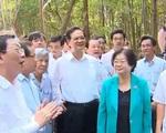Thủ tướng dự Lễ động thổ xây dựng biểu tượng Cột cờ Hà Nội tại Cà Mau