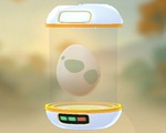 Pokémon GO: Hướng dẫn ấp trứng Pokémon