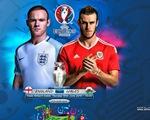 EURO 2016, Anh – Xứ Wales: Cuộc chiến Ngoại hạng (20h00 trực tiếp trên VTV6 & VTV6HD)