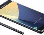 Galaxy Note 7 trình làng: Màn hình cong, chống nước, bảo mật bằng mống mắt