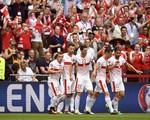 Bảng A EURO 2016, Albania 0-1 Thụy Sĩ: Chiến thắng nhọc nhằn!