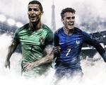Lịch trực tiếp trận chung kết EURO 2016: Bồ Đào Nha gặp Pháp (2h00 ngày 11/7 trên VTV3 & VTV9)
