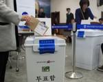 Cử tri Hàn Quốc đi bầu cử Quốc hội