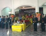 Cử hành lễ tang Đại tá phi công Trần Quang Khải