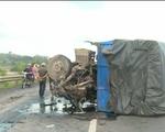 Phú Yên: Xe tải gây tai nạn liên hoàn, 4 người thương vong
