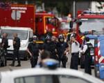 IS tung đoạn video kẻ tấn công nhà thờ ở Pháp