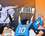 Chủ tịch Napoli tố Higuain phản bội khi chuyển sang Juventus