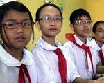 80 học sinh trường chuyên, lớp chọn mắc tật cận thị