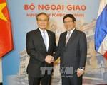 Hội đàm Bộ trưởng Ngoại giao Việt Nam - Thái Lan